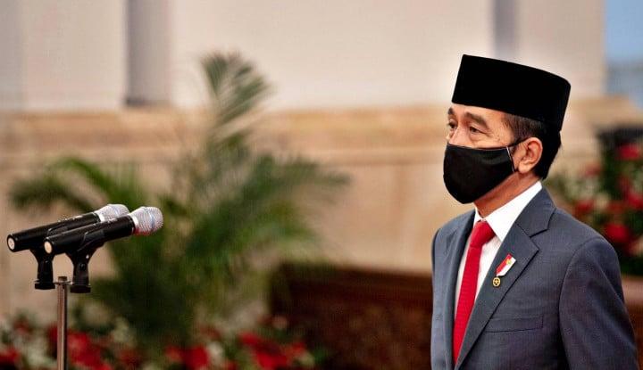 Peringati Hari Pancasila, Jokowi: Kita Harus Menang Lawan Covid-19!