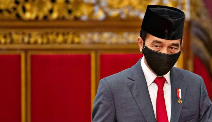 Teddy PKPI Minta Presiden Jokowi 'Tidurkan Indonesia', Isi Suratnya Bikin Begidik!