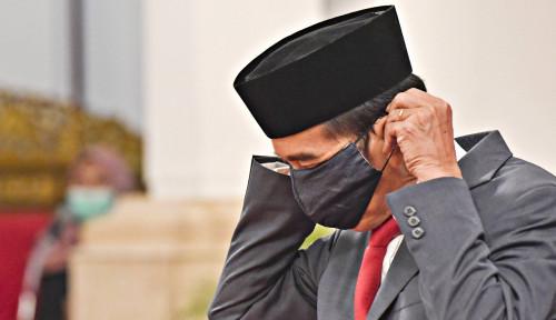 Jokowi Sudah Gak Mau Mejeng di Spanduk HUT RI
