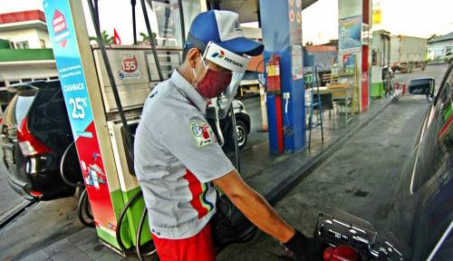 Masa Idulfitri, Konsumsi BBM Gasoline Jatuh 18%