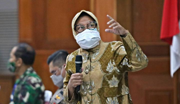 Risma Marah Besar pada Jokowi, Gara-gara Ini