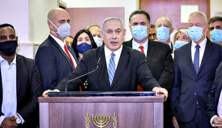 Karena Pembahasan Ini, Pangeran UEA Bakal Sambut Kedatangan Netanyahu