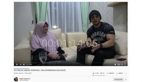 Wawancara Siti Fadilah Diributkan, Deddy Corbuzier Buka Mulut: Sudah Kantongi Izin dari...
