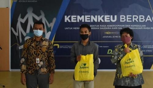 Bea Cukai Salurkan Bantuan Covid-19 Rp100 Juta di Banjarmasin & Jayapura