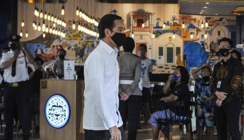 Usai Jokowi Kunjungi Mal dan Stasiun, Orang DPR Tanya: Kapan Bapak Kunjungi Masjid?