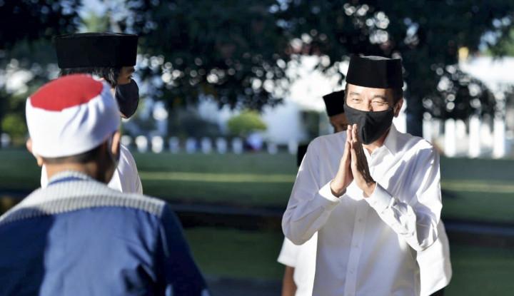Alhamdulillah Jokowi Izinkan Masjid Istiqlal Dibuka Kembali, Tapi Keputusan Ada di...