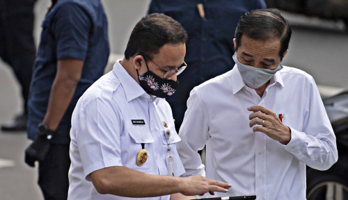 Anies Pasang Badan buat Jokowi, PSI: Public Speaking Tiada Tara
