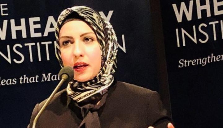 Salut! Wanita Ini Jadi Hakim Pertama di Inggris yang Memakai Hijab, Siapa Dia?