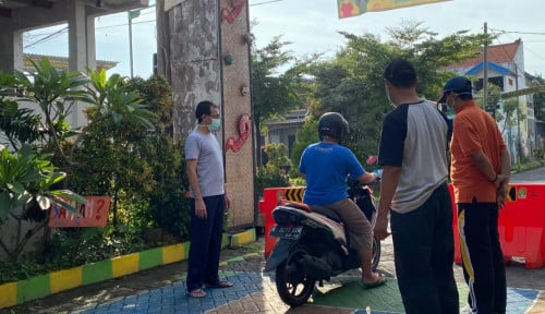 Satu-Satunya di Indonesia, Kampung Ini Lawan Covid-19 Via Digital