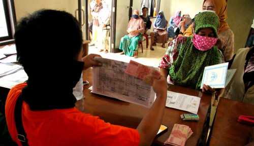 Mubazir! Lebih dari 4.000 Paket Bansos di Depok Mangkrak Tak Bertuan, Akhirnya Banyak yang Rusak!