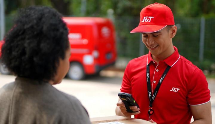 Nonstop Selama Ramadan, J&T Express Cetak Pengiriman 3 Juta Paket