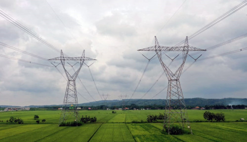 PLN Alirkan Listrik Perdana GISTET & SUTET 500 kV di Tambun