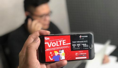 Perkuat Roadmap Menuju 5G, Telkomsel Hadirkan VoLTE