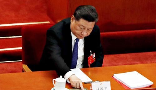 Foto Miliarder China Dikekang Gak Boleh Kaya, Hati-Hati Xi Jinping! Dampaknya Perekonomian China Akan...