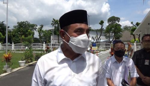Soal New Normal, Gubernur Edy Rahmayadi Katakan...