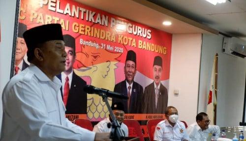 Gerindra Bakal Awasi Penerapan New Normal Kota Bandung, Caranya...