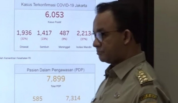 Anies Minta ASN DKI Jakarta Jangan Lembek, Katanya...