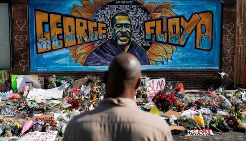 Didakwa Pembunuhan Tingkat 2, Eks Polisi Penginjak George Floyd Diancam 40 Tahun Penjara
