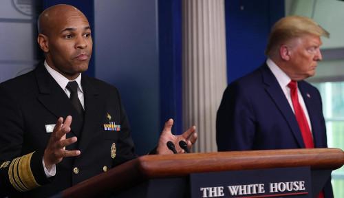 Jenderal Ahli Bedah AS Bilang Gelombang Baru Covid-19 Bisa Saja Muncul Jika Hal Ini Tak Diatasi