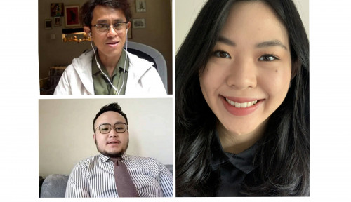 The Ultimate Talks, Cara OPPO Find X2 Berbagi Inspirasi Dari Pelaku Industri Saat Pandemi COVID-19