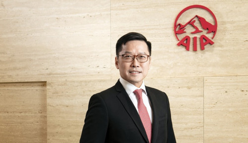 Lee Yuan Siong Didapuk Jadi Bos Baru AIA Group