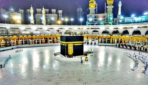 Alhamdulillah! Semua Jemaah Haji di Arab Saudi Bebas Covid-19