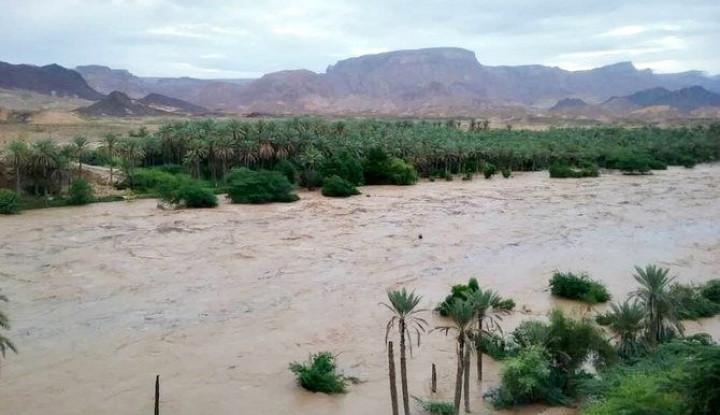 Dua Kampung Pesisir di Mimika Masih Terendam Banjir