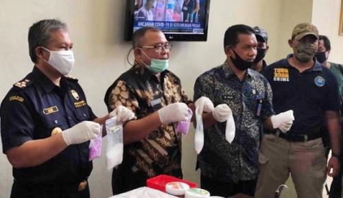 Bea Cukai Kalbagtim dan BNNP Kaltim Gagalkan Peredaran Narkotika