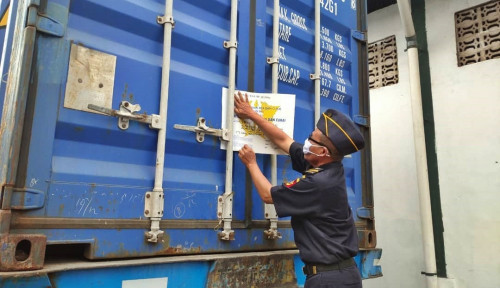 Dorong Industri Dalam Negeri, Bea Cukai Fasilitasi Ekspor Perdana PT Wanho ke China