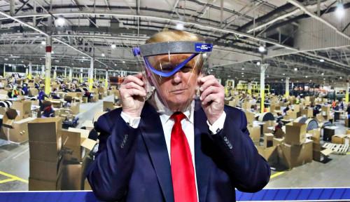 Ditanya Soal Corona, Trump Malah Jawab: Saya Mirip Lone Ranger