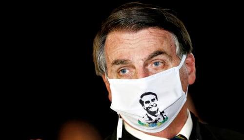 Kelakuan Minus Presiden Brasil Bikin Asosiasi Pers Mengugat