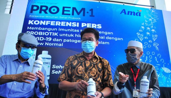 Jelang New Normal, Tanamkan Imun Lewat Biotik Made In AMA