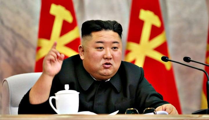 Akui Virus Mengganas, Kim Jong-un Malah Cabut Lockdown