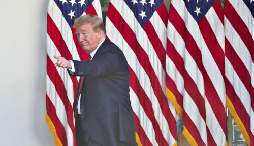 Trump Diburu Iran, AS Marah-marah: Ini Trik Baru Propaganda