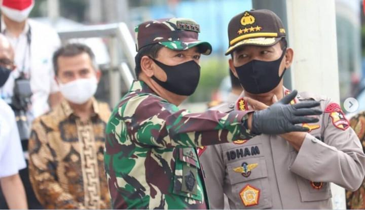 Catat, Ini Janji TNI dan Polri Selama Masa New Normal
