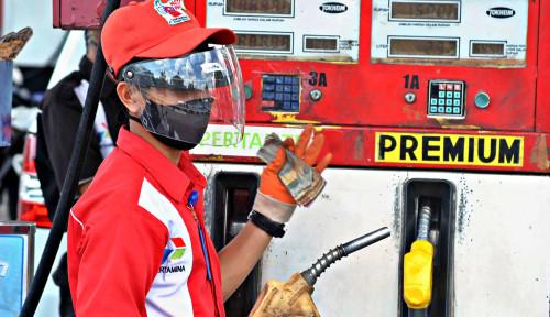 Belum Sedia SPBU, Pertamina Bangun 'Pertashop' di 19 Provinsi