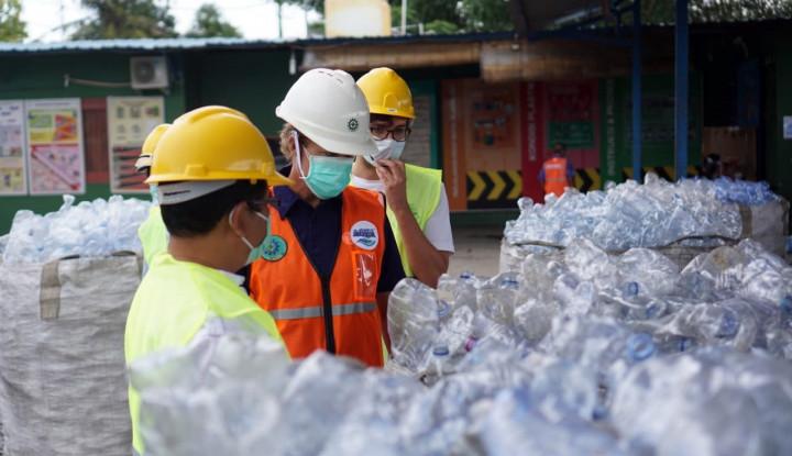 Danone-Aqua Kembali Raih Penghargaan Kinerja Pengurangan Sampah dari KLHK