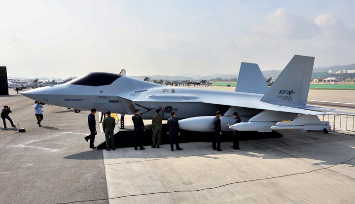 Makin Mantap, Jet Tempur Proyek Patungan Korsel-Indonesia Siap Pakai Mesin GE Aviation