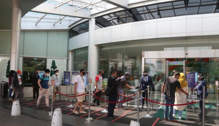 Wali Kota Depok Perbolehkan Anak-anak ke Mall