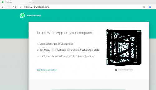 Jurus-Jurus Jitu Gunakan WhatsApp Web Via Browser, Coba Intip Deh!
