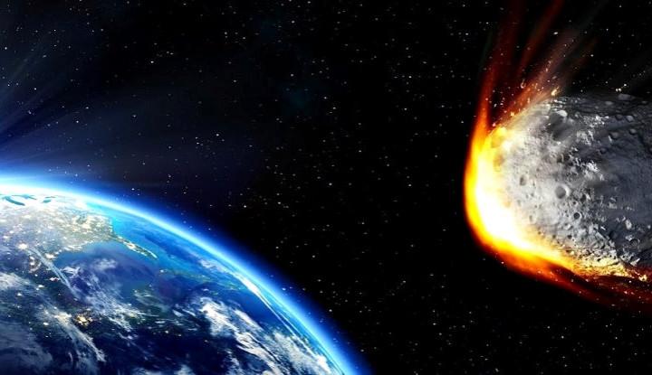 Astronom Temukan Bukti Bumi-Bulan Ditabrak Asteroid, Seperti Apa?