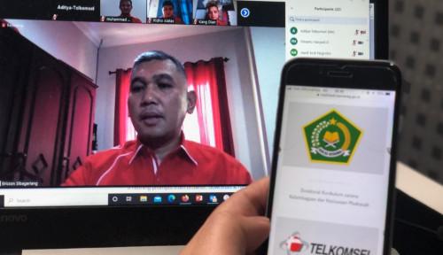Kolaborasi Telkomsel dan Kemenag RI, Hadirkan Program Penyediaan Kuota Terjangkau