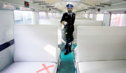 KAI Tawarkan Pengembalian Tiket Akibat Jalur Terdampak Banjir, Simak Syaratnya...