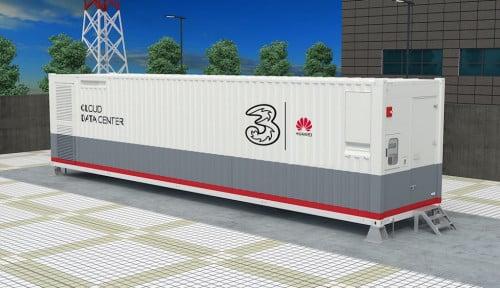 Gunakan Solusi Modular Huawei, 3 Bangun Data Center Baru