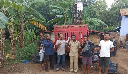 Perlebar Jaringan, Telkomsel Operasikan Compact Mobile BTS di Flores Timur