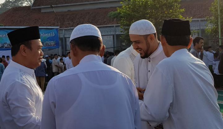 Nazaruddin Dikabarkan Bebas dari Lapas Sukamiskin