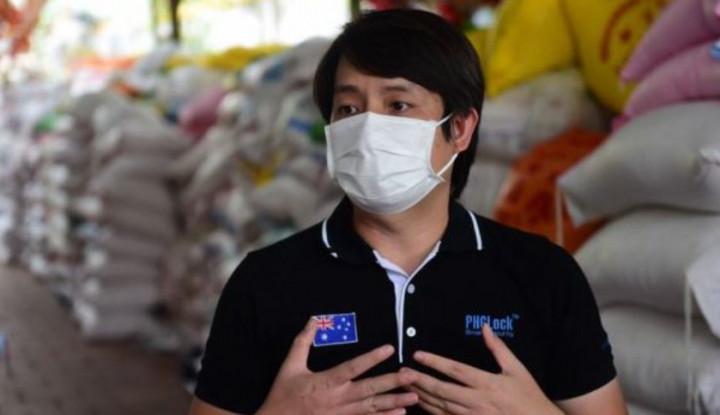 Begini Cerita Pengusaha Vietnam Sediakan ATM Beras Gratis