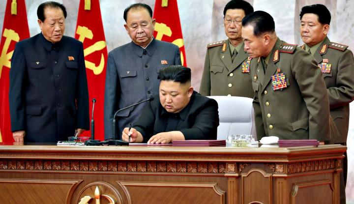 Kim Jong-un Mau Pulihkan Wilayah Bekas Diterjang Topan daripada..