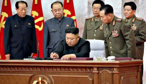 Jika Korsel Gak Minta Maaf, Rezim Kim Jong-un Ancam Jadikan Seoul Lautan Api