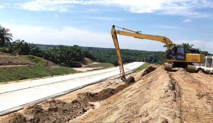 Hutama Karya Garap Proyek Simpang Susun Ruas Tol Surabaya-Gresik